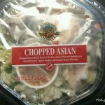 The Farmers Market Chopped Asian Salad Kit Recalled