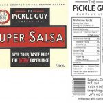 The Pickle Guy Company Recalls Products for Undeclared Allergens