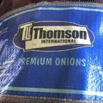 Thomson International Red Onions Recalled in Canada For Salmonella