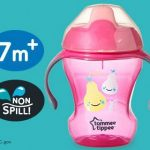 Tommee Tippee Sippee Cups Recalled for Mold; Kids Sickened