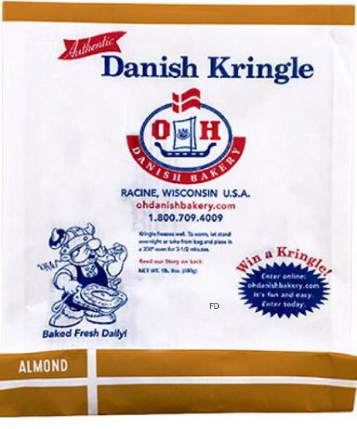 Trader Joe's Almond Kringle Recalled For Undeclared Pecans