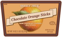 Trader Joe's Orange Stick Recall