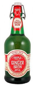 Trader Joes Triple Ginger Brew Recalls