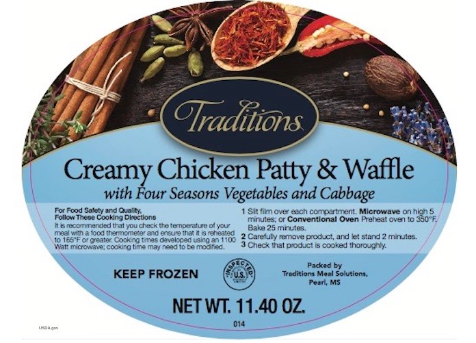 Traditions Listeria Recall