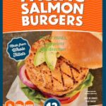 Trident Pacific Salmon Burgers Recalled For Foreign Material