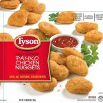 Tyson Foods Recalls Chicken Nuggets for Possible Plastic