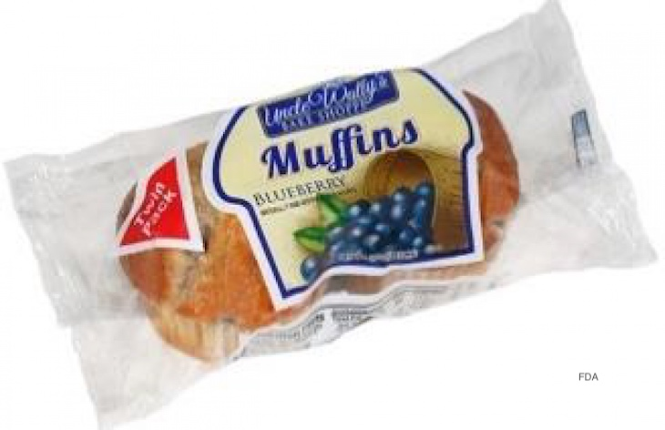 Uncle Wally's Muffins Recalled For Possible Listeria Contamination