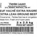 In Canada, Veal Recall for E. coli Updated to Include Beef