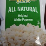 Vic's Original White Popcorn Recalled for Undeclared Milk