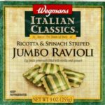 Wegmans Recalls Ravioli for Plastic Pieces