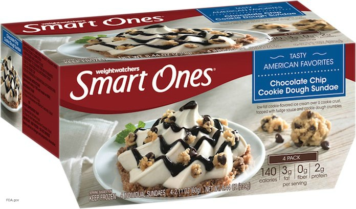 Weight Watchers Smart Ones Listeria Recall