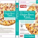 Weis Pizza Recalled for No Inspection