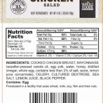 Whole Foods Chicken Salad Recalled for Undeclared Egg