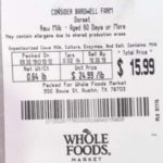 Whole Foods Dorset Cheese Recalled For Possible Listeria