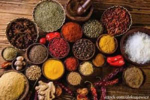 Whole and Crushed Spices