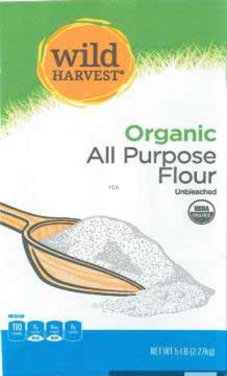 Wild Harvest Organic Flour Recalled For Possible E. coli