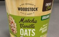 Woodstock Organic Matcha Vanilla Oats Recalled for Possible Listeria
