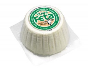 Yanni Feta Listeria Recalled Cheese