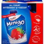 Yoplait Minigo and Liberte Yogurt Recalled in Canada for Plastic