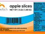 Wa-Nee IN Schools Served Apple Slices Recalled for Listeria