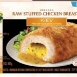 Salmonella Outbreak Linked to Barber Foods Frozen Chicken Over