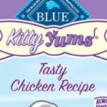 Blue Kitty Cat Treats Recalled for Propylene Glycol
