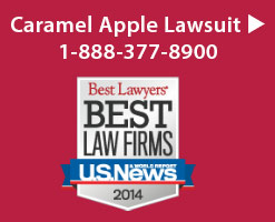 Caramel Apple Lawsuit for Listeria