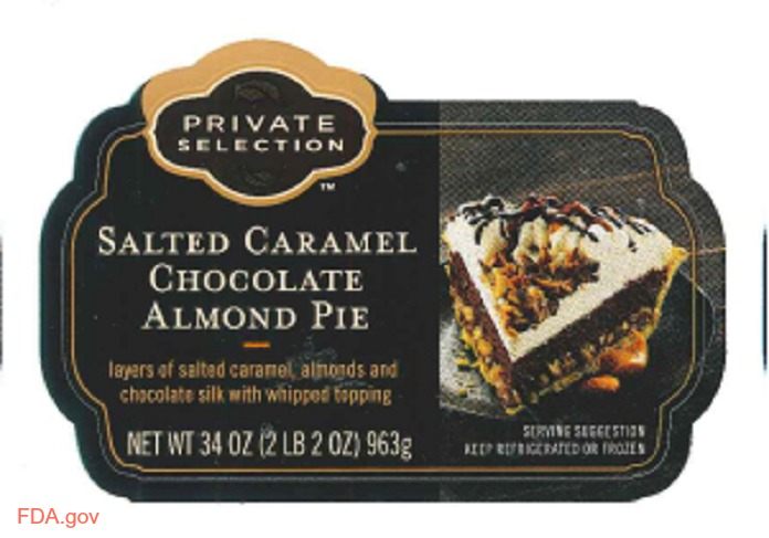 Chocolate Caramel Pie Recall