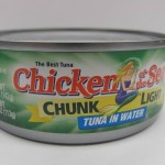 Chicken of the Sea Recall, Undercooked Tuna Poses Spoilage, Bacterial Risk