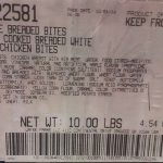 Class I Recall Issued for Ready-To-Eat Chicken Products