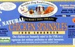 Chicken Sprinkles Dog Food Recalled for Salmonella