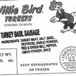 Benedetti Farms Recalls Chicken and Turkey Sausage for Misbranding