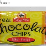 ShopRite Chocolate Chips Recalled for Undeclared Milk