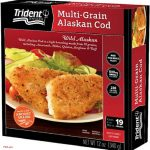 Frozen Multi-Grain Alaskan Cod Recalled by Trident Seafoods for Possible Plastic Foreign Matter