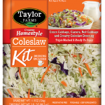 Coleslaw Kits Recalled by Taylor Farms Retail for Undeclared Milk
