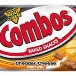 Combos Snacks Recalled for Undeclared Peanut