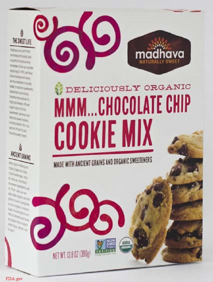 Chocolate Chip Cookie Mix Recall