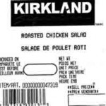 In Canada, Costco's Kirkland Chicken Salad Recalled for Listeria