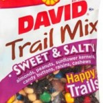 David Trail Mix Recalled for Undeclared Milk