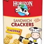 Horizon Cheddar Sandwich Crackers Recalled for Undeclared Peanut