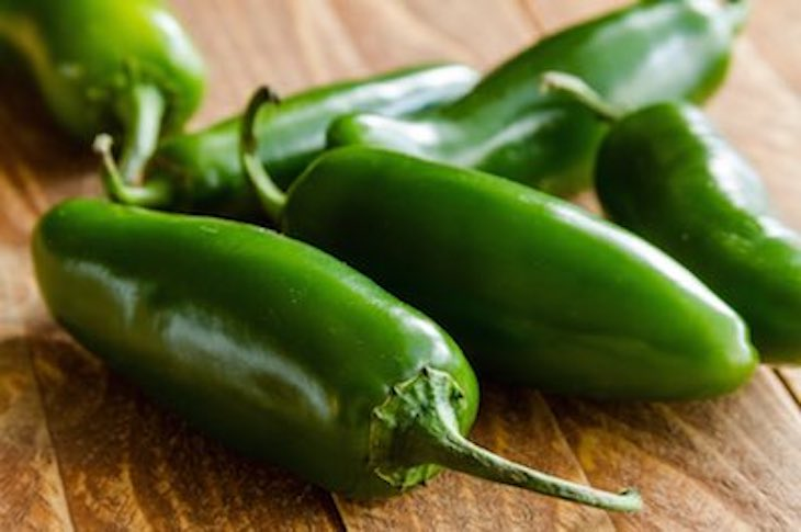 How Many Texans Are Ill in Salmonella Oranienburg Outbreak? Jalapeños Possible