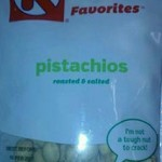 Salmonella Recall for Favorites Natural Pistachios