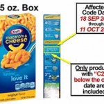 Kraft Macaroni and Cheese Recalled for Metal Pieces