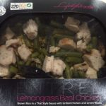 Lemongrass Basil Chicken Recalled for Listeria