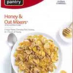Market Pantry Honey & Oat Mixers Recalled for Undeclared Almonds