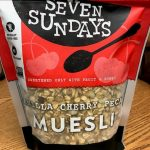 Vanilla Cherry Pecan Muesli Recalled by Seven Sundays LLC