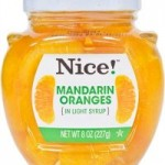 Nice Brand Mandarin Oranges Recalled for Potential Glass Pieces