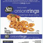 Frozen Onion Rings Recalled by McCain Foods USA