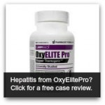 OxyElite Pro Linked to Hepatitis Liver Damage in Hawaii, Lawyers Investigate