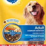 Pedigree Dog Food Sold at Sam's Club Recalled for Metal Fragments